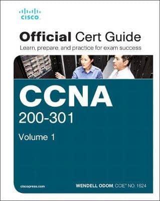 CCNA 200-301 Official Cert Guide Vol 1